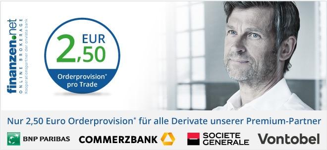 So handeln Sie Derivate zum Sparpreis | Nachricht | finanzen.net