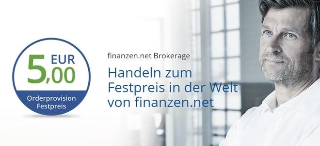 In eigener Sache: Handeln für nur 5 Euro Orderprovision pro Trade | Nachricht | finanzen.net