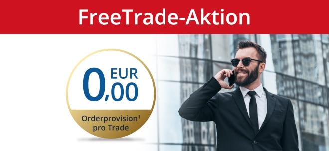 Aktion: Trading für 0 € Orderprovision bei finanzen.net Brokerage (1)