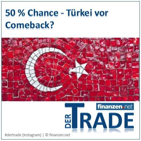Türkei vor Comeback? (Instagram, @der_trade)