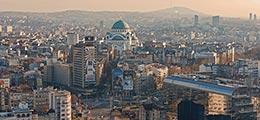Aktien aus Serbien: Ohne Absturz: Belgrads Aktien geben Gas