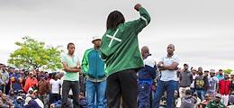 Minen in Südafrika: Südafrika: Ein Dorf voller Wut und Gewalt | Nachricht | finanzen.net