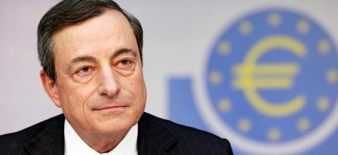 EZB Geldpolitik: Draghi: Zinsschritte erst weit nach Ende der Anleihenkäufe | Nachricht | finanzen.net