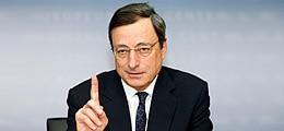 €-Volkswirtschaft schwach: Draghi bestätigt Niedrigzinsausblick der EZB | Nachricht | finanzen.net