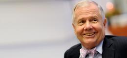 Rohstoff-Guru: Jim Rogers: Ich bin nicht smart genug, den  fairen Goldpreis einzuschätzen | Nachricht | finanzen.net