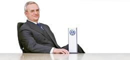 Vor BMW-Chef: Umfrage: Winterkorn mit höchstem Ansehen bei Führungskräften | Nachricht | finanzen.net