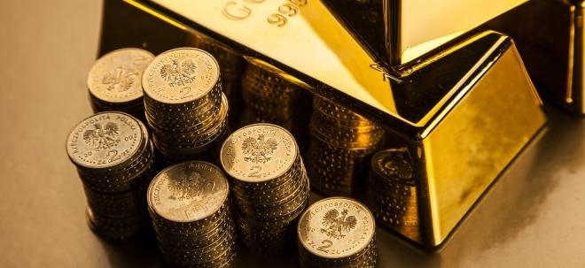 Steigende Inflationssorgen: Goldpreis steigt erstmals seit Februar über 1.800 US-Dollar   Nachricht   finanzen.net