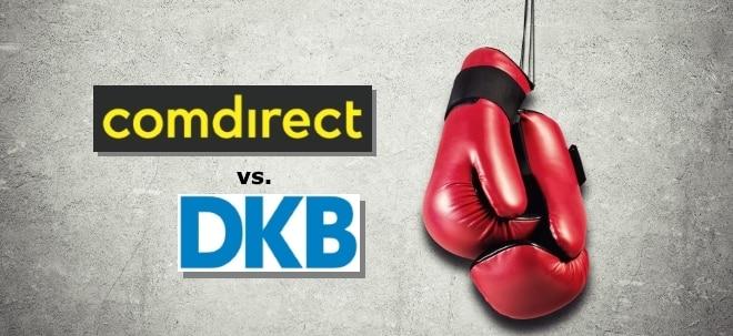 Kostenlose Kreditkarten im Vergleich: Comdirect Visa gegen DKB Visa
