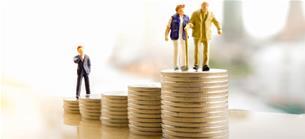 Frisch gestrichen: Garantien der Lebensversicherer: Aus immer weniger mehr machen
