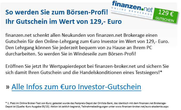Aktion €uro Investor