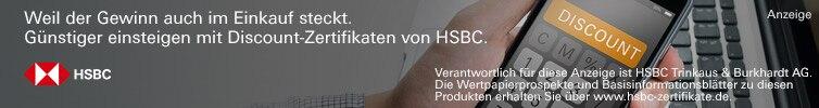 Kostenlose Webinare der HSBC Bank