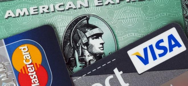 Nach Gewinnsteigerung: Dividende und Aktienrückkaufprogramm: MasterCard umgarnt Aktionäre | Nachricht | finanzen.net