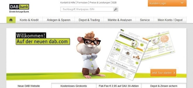 DAB Bank: Test und Alternativen