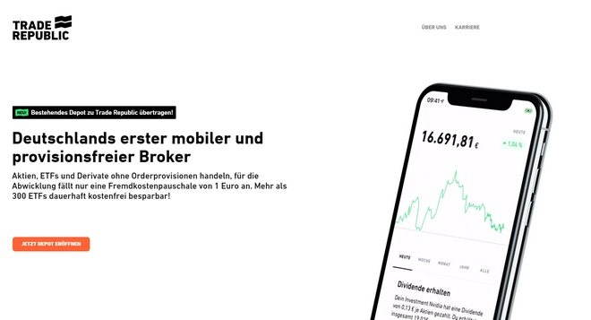Trade Republic Aktien Kaufen