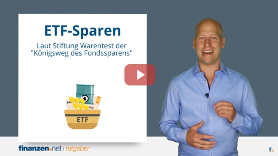 Video: ETF-Sparplan einfach erklärt - ETF-Sparen mit den besten ETF Fonds