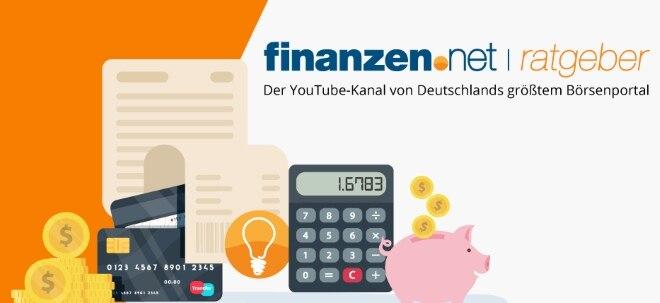 Börsenwissen: Jetzt neu: Kostenlosen finanzen.net-YouTube-Kanal der Ratgeber-Redaktion abonnieren | Nachricht | finanzen.net