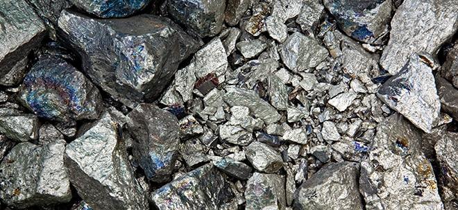 Industriemetalle: Nickel: Dank Streik zum Comeback | Nachricht | finanzen.net