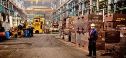 Обрабатывающая промышленность России нырнула на новую глубину   01.04.16   finanz.ru