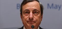 : Евро осыпался после признания главы ЕЦБ