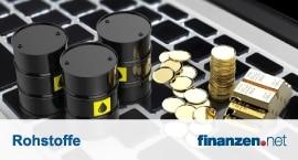 Finanznet Rohstoffe