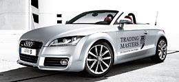 Gewinnen Sie einen Audi TT: Trading Masters: Letzte Chance zur Anmeldung | Nachricht | finanzen.net