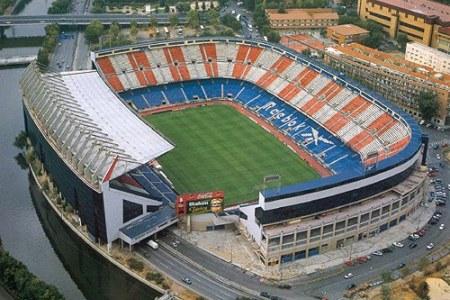 Die Größten Fußballstadien Europas