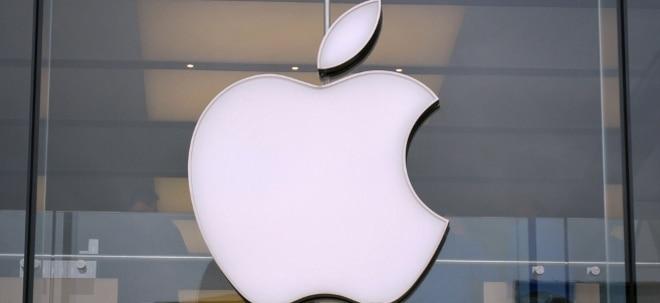 5G: Apple setzt auf Oled-Bildschirme - Aktie nach neuem Rekordhoch etwas schwächer | Nachricht | finanzen.net