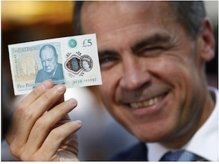 : The Bank of England could be about to take a 'momentous step'