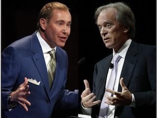 : BOND KING WAR: Jeff Gundlach fires shots at Bill Gross