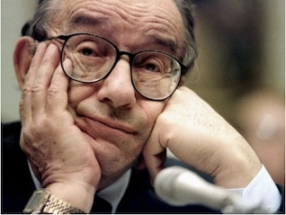 : ALAN GREENSPAN: The bull market is over, and investors should 'run for cover'