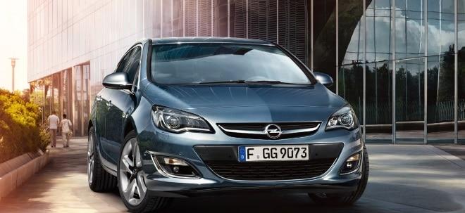 Überkapazitäten: Opel sichert sich anscheinend Optionen für weiteren Stellenabbau | Nachricht | finanzen.net