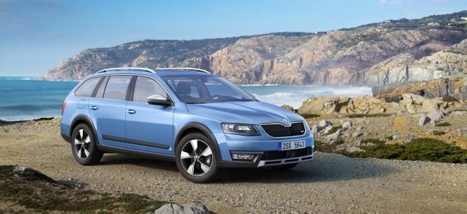 Lieferengpässe: VW-Tochter Skoda muss Produktion wegen Chipmangels drosseln   Nachricht   finanzen.net