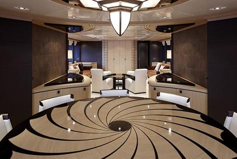 Yachten innenausstattung  Business Insider: In diesem Luxusbunker (in Deutschland!) können ...