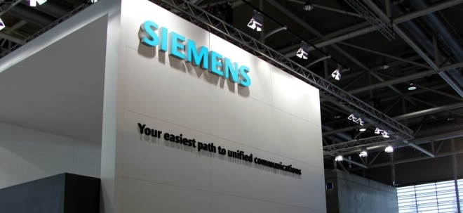 Nach Sanktionen: Russland-Geschäft von Siemens bricht um 50 Prozent ein | Nachricht | finanzen.net