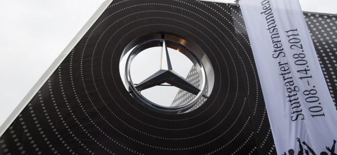 Softwarefunktion: Daimler dementiert Bericht über drohende Rückrufe in Dieselaffäre   Nachricht   finanzen.net
