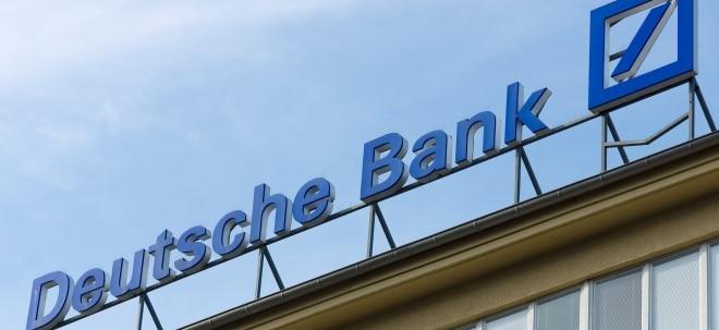 Bezugspreis festgelegt: Deutsche Bank-Aktie verliert: Das kosten die neuen Aktien im Rahmen der Kapitalerhöhung | Nachricht | finanzen.net