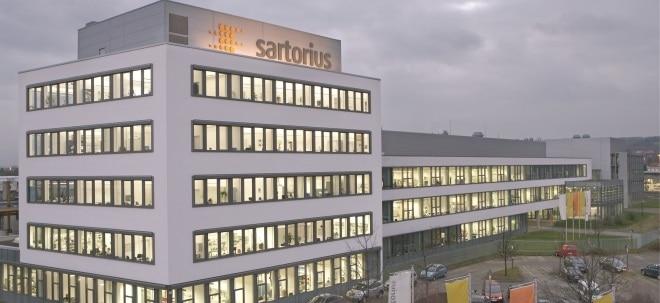 Gute Entwicklung: Sartorius im Fokus: An der Börse trotz Skepsis kaum zu bremsen   Nachricht   finanzen.net
