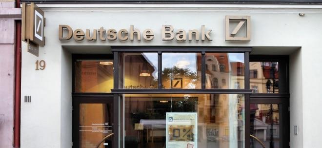 Herbe Kritik: Deutsche-Bank-Hauptversammlung: Denkzettel für Achleitner? | Nachricht | finanzen.net