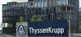 ThyssenKrupp in der Krise: ThyssenKrupp: Im europäischen Stahlgeschäft über 2.000 Stellen weg | Nachricht | finanzen.net