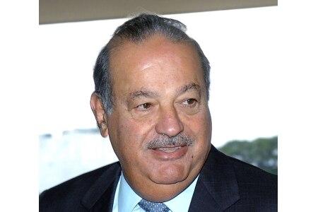 Platz 2 Carlos Slim Helú Familie 72 Mrd Dollar Die Reichsten