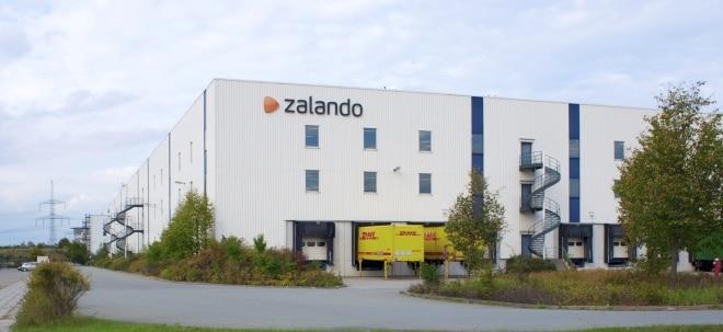 Kräftiges Umsatzplus: Zalando verdient operativ erstmals Geld - Aktie schießt 10 Prozent hoch | Nachricht | finanzen.net