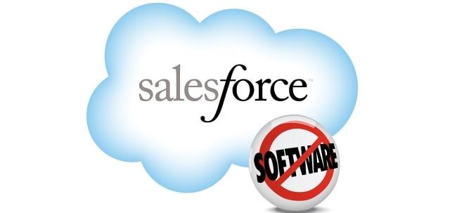 Erwartungen übertroffen: SAP-Rivale Salesforce hebt Geschäftsausblick an | Nachricht | finanzen.net