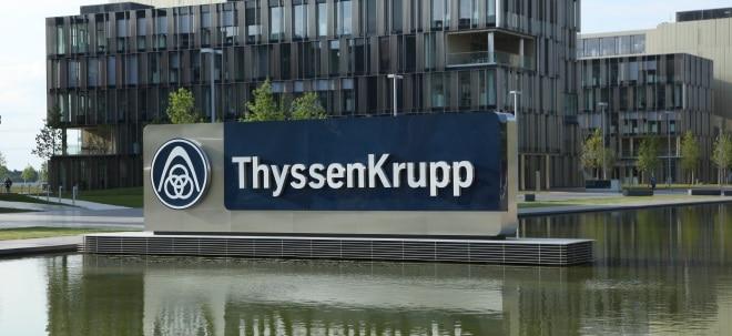 Durch Sparen aus der Krise: Für ThyssenKrupp zahlt sich Sparprogramm weiter aus   Nachricht   finanzen.net