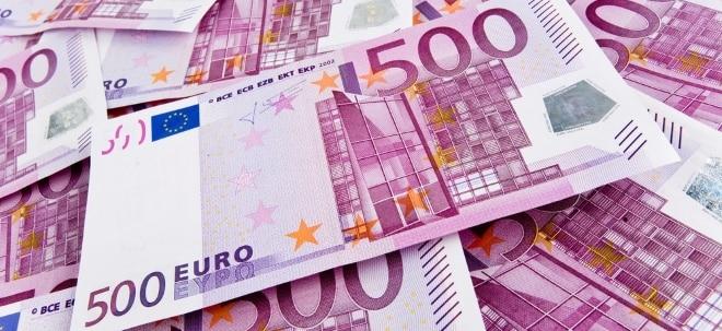 Deshalb bleibt der Euro bei seinem Dreijahrestief