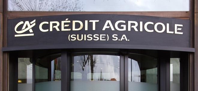Augenmerk auf Deutschland: Credit-Agricole-Chef: Haben kein Interesse an der Commerzbank - Aktie zieht kräftig an | Nachricht | finanzen.net