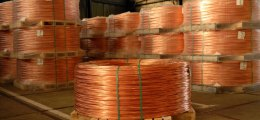 Kupfer und Rohöl: Kupfer: Leicht im Korrekturmodus | Nachricht | finanzen.net