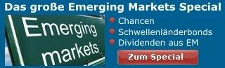 Das gro�e Emerging Markets-Special