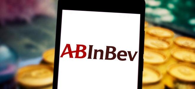 2020 wegen Corona schwach: AB InBev-Aktie tiefrot: Beck's-Brauer rechnet 2021 mit Zuwächsen | Nachricht | finanzen.net