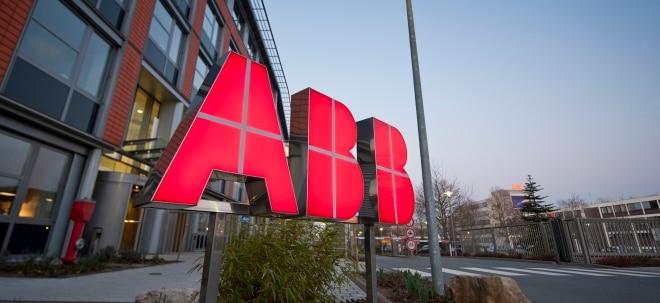 Bilanzprognose: Erste Schätzungen: ABB (Asea Brown Boveri) mit Zahlen zum abgelaufenen Quartal | Nachricht | finanzen.net