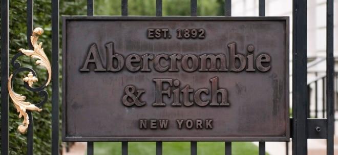 Achterbahnfahrt: Abercrombie & Fitch-Aktie stürzt ab: Die Luft ist raus | Nachricht | finanzen.net